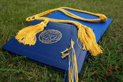 Graduation, Grads, Cap, Diploma, Education, College