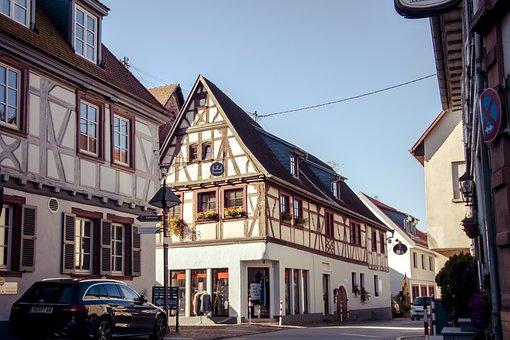 Germany, Travel, Europe, Architecture, City, European