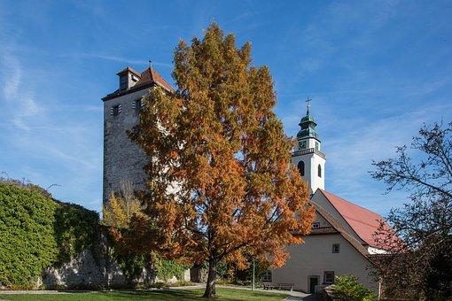 Horb, Horb Am Neckar, Collegiate Church, Rogue Tower