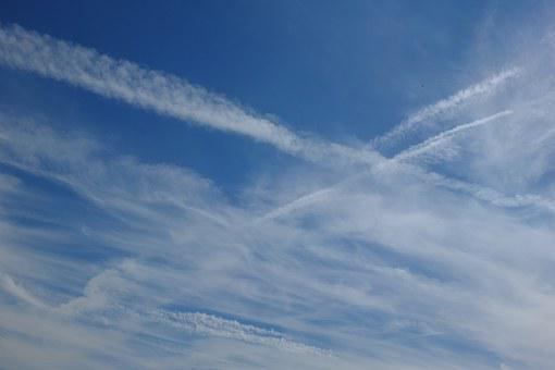 Chemtrail, Conspiracy Theory, Contrail, Pollution