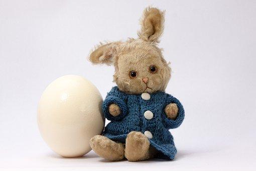 Easter Bunny, Sad, Depression, Egg, Spring
