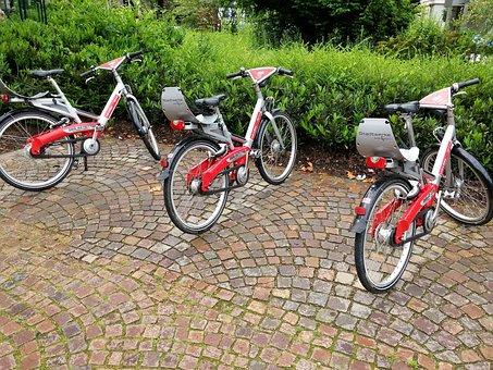 Bike, Rental Bike, Environment