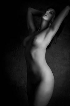 Nude, Women, Boudoir, Glamour, Female, Sexy, Attractive