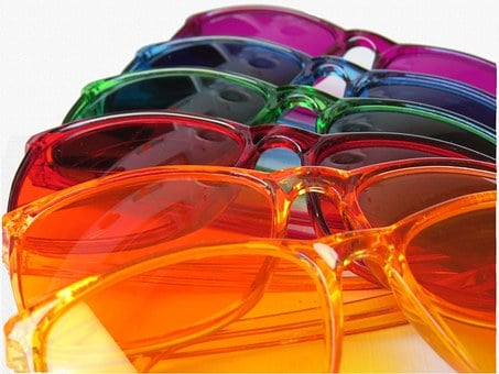 Color Glasses, Glasses, Kinesiology, Heal