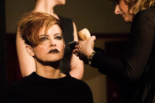 Expocosmética, Presentation, Model, Women, Hairdresser