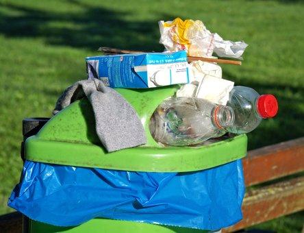 Garbage, Environment, Nature, Disposal, Waste