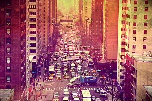 New York, Ny, Nyc, New York City, City, Brooklyn
