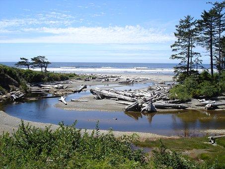 Ruby, Beach, Olympic National Park, Washington, Scenery