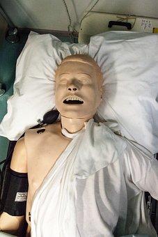 Paramedics Doll, Hospital, Medical, Doll, Emergency