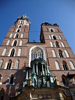 Kraków, The Market, Poland, Monument, Architecture