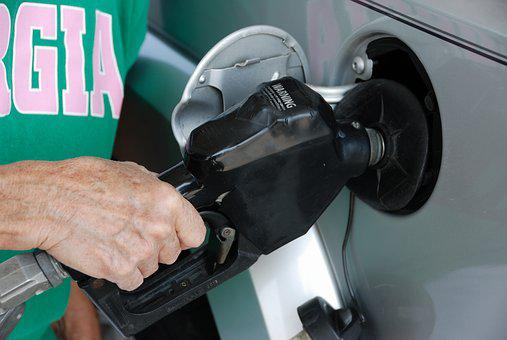 Pumping Gas, Fuel, Pump, Industry, Gas, Station