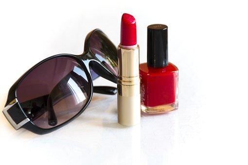 Deep Red, Sensual, Sexy, Women's, Lipstick