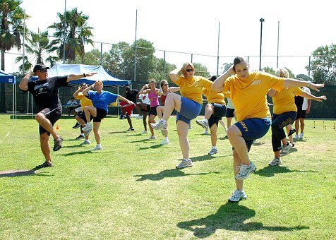 Gym, Fitness, Sport, Instructor, Gymnatique Courses