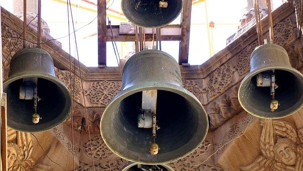 Church, Bells, Belfry, Religion, Tower, Orthodox
