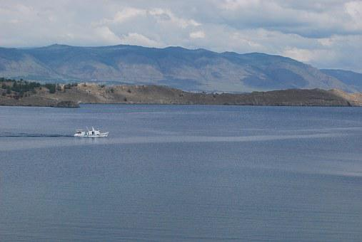 Baikal, Lake, Nature, Sky, Water, Summer, Beach