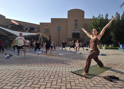 Women, Yoga Classes, Gym, Asana, Instructor, Hatha Yoga
