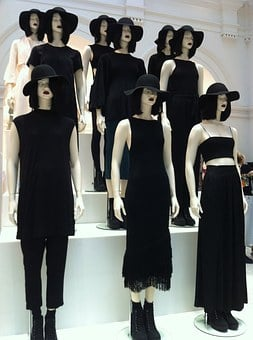 Women, Model, Dummy, Mannequin, Fashion, Young, Female