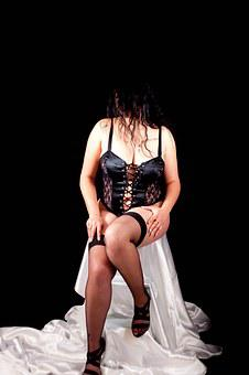 Woman, Sensual, Body, Young Women, Under Garment, Legs