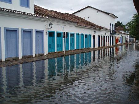 Brazil, Rio De Janeiro Vacation, Parati, Colonial City