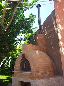 Stone Oven, Wood Fired Oven, Bread Oven
