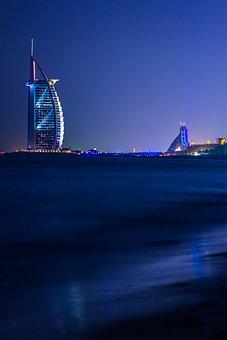 Burj Al Arab, Emirates, Arab, Dubai