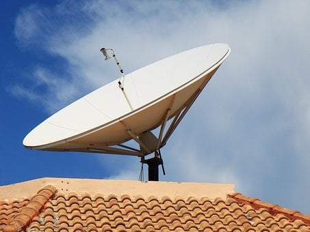 Aerial, Antenna, Communication, Digital, Dish, Internet