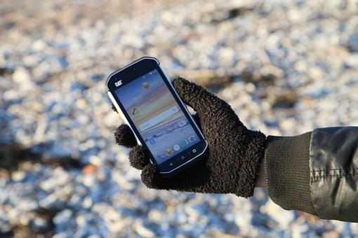 Smartphone, Cat S40, Cat, Waterproof, Dustproof