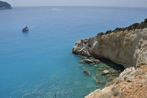Greece, Greek, Europe, Travel, Tourism, Island, Lefkada