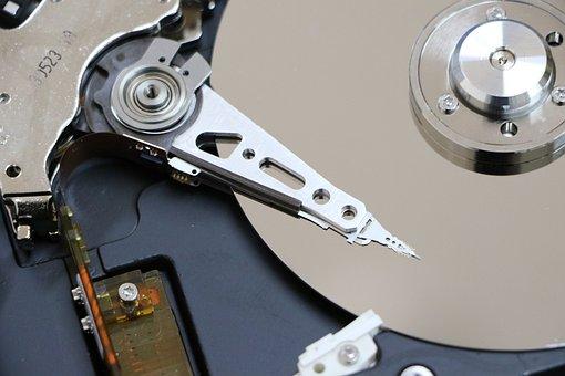 Hard Disk, A Hard Disk Drive