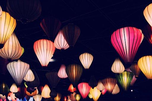 Lamps, Lighting, Nostalgia, Light, Ceiling Light