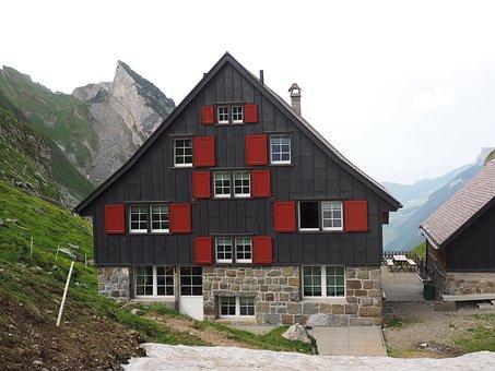Alpe, Mesmer, Mesmer Alpe, Mesmer Alp, Mountain Inn