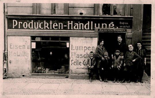 Berlin, Historically, Alt Berlin, Old, Facade