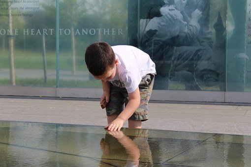 Boy, Memorial, Child, Young, People, Family, Male, Day
