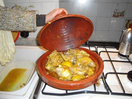 Tajine, Pot, Cook, Eat, Pots