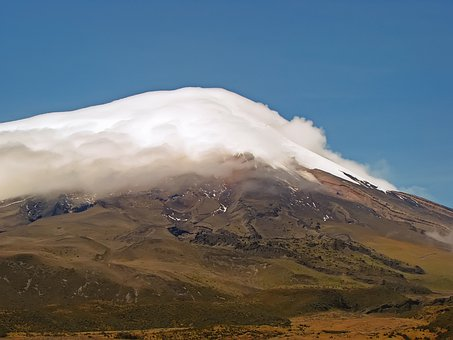 Cotopaxi, Summit, Peak, Ecuador, Quito, Rocks