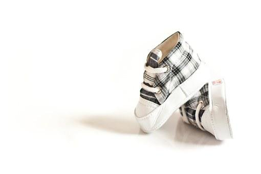 Baby Shoes, Baby, Shoes, Checkered, Sweet, Reborn