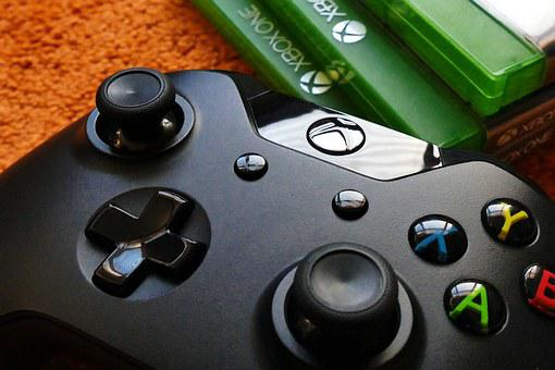 Video Games, Xbox, One, Pad, Play, Technology, Video