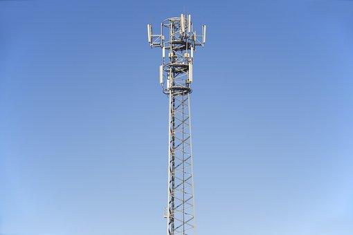 Gsm Relay, Telephone Pole, High Technologies