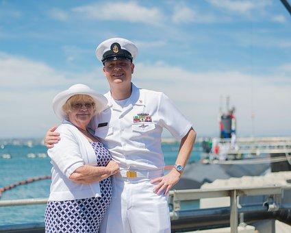 Veterans, Navy, Deployment, Home, Mother, Mom, Son