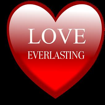 Heart, Love, Everlasting, Marriage, Love Heart