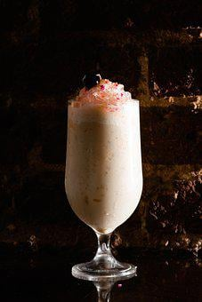Cocktail, Creamy, Advocaat, Alcohol