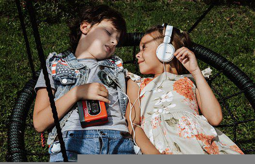 Music, Headsets, Kids, However, Love