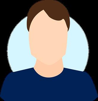 Profile, Man, Male, Photo, Face, Portrait, Illustration