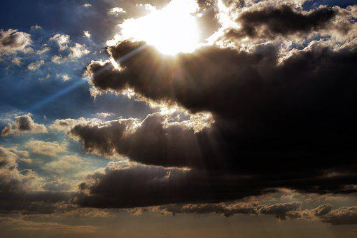Clouds, Dramatic, Sky, Weather