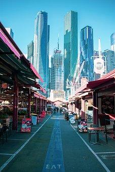 Queen Victoria Market, Melbourne, Victoria, Australia