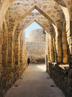 Bahrain, Fort, Historical, Architecture, History