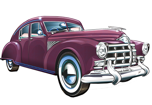Mobster Car, Old Car, Mobster, Mob, Speakeasy, Gatsby