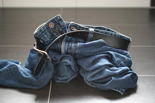 Jeans, Arrangement, Ascension, Pants, Belts, Male