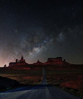 Sunrise, Starset, Monument Valley