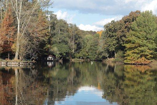 Lake, Marine, Nature, Landscape